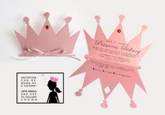 Princess Invite