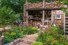 A Trugmaker's Garden at the RHS Chelsea Flower Show 2015 / RHS Gardening