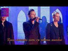 Westlife -The rose (SUBTITRAT ROMÂNĂ) - YouTube