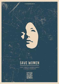 #save#women#poster