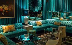 The Ivy Lounge, Sydney Australia  by Merivale project