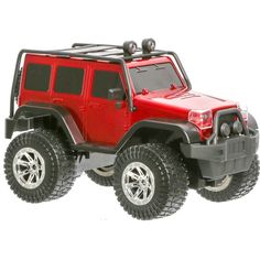 Black Series - Off-Road Explorer - Red, Black, 2903080