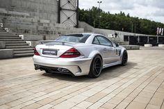 Mercedes SL R230 SR66 | Suhorovsky Design