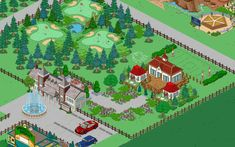 What you done with Springfield Country club — EA Forums Springfield Simpsons, Springfield Tapped Out, Springfield Heights, The Simpsons Game, Abandoned Train, What Have You Done, Homer Simpson, Train Tracks, Sims