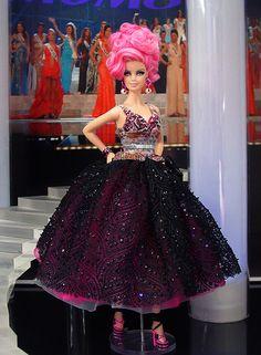 Miss New York 2012 by Ninimomo Dolls