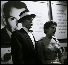 Frank and Nancy Sinatra