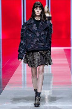 Sfilata Christopher Kane London - Collezioni Autunno Inverno 2013-14 - Vogue