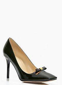 sweet bow heels #katespade