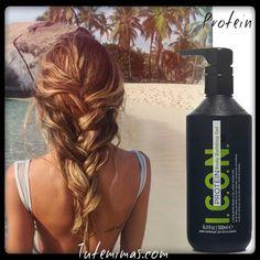 Buenos días Mundo!!! #FelizMartes!!! Hoy en tutemimas.com os hablamos de #protein, un gel efecto #volumen que aporta #proteínas, #cuerpo y #movimiento al cabello fino. Consigue una Fijación fuerte de Efecto mojado aplicándolo sobre el cabello húmedo o descubre un efecto más natural sobre el cabello seco...Con vitaminas A, C y E, proteínas de trigo y fosfolípidos, Protein nutre y fortalece el cabello fino definiendo la forma de los rizos u obteniendo lisos controlados…