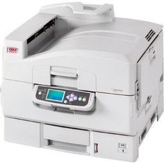 """C9650DN Color Led Printer (36/40PPM) 120V, (e/f/p/s) by Oki Data. $3400.97. Digital color printers from OKI Printing Solutions provide high-quality, tabloid-extra (12"""" x 18"""") color output. With the C9650 Series Digital Color printers, you can improve the quality of your output and increase productivityâ?""""even as you lower your expenses. These color printers are the efficient and affordable answer, especially if tabloid-size newsletters and brochures, ad layouts, large illustrati..."""