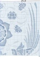 """Gallery.ru / geminiana - Альбом """"11"""" Cross Stitch Flowers, Tapestry, Rugs, Home Decor, Tray, Dots, Needlepoint, Dressmaking, Hanging Tapestry"""