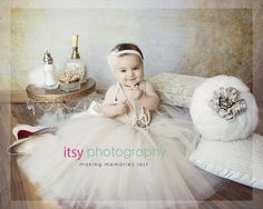 Baby+Aryanna+6+months+old+{Vintage+Persian+Photography,+Child+Photographer}