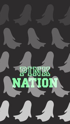 Pink Nation Halloween Wallpaper #PINKNation #halloween #wallpaper