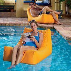 Sunsoft Floating Pool Chaise - Improvements Catalog