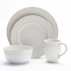Food Network Fontina 4-pc. Place Setting