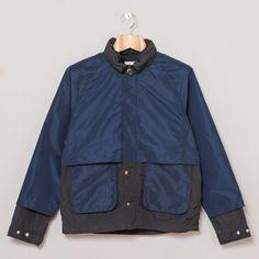 Folk Nix Jacket in Navy