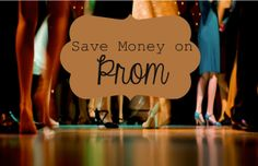 Save Money on Prom!  Prom can be an expensive adventure! Knowing how much it costs can sometimes put a damper on your excitement because you are constantly worrying about money. Here are 3 ways to save some moolah on prom so you can have the best night ever!  Dinner: with a little planning ahead, you can save loads...  Read More at http://www.chelseacrockett.com/wp/teentalk/save-money-on-prom/.  Tags: #Dance, #Deals, #Friends, #Fun, #Pictures, #Prom, #SaveMoney, #SaveMon