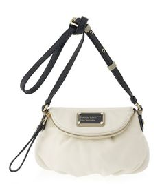 Marc by Marc Jacobs Classic Q Colorblocked Mini-Natasha bag in Lily Flower Multi