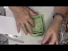 """Polymer Clay """"Pebble"""" Cane Projects & Brief Tutorial on Sanding & Buffing - YouTube"""