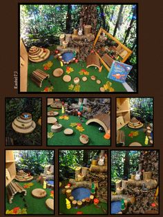 """Oliver's Wood Small World Play - from Rachel ("""",)"""
