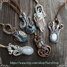 Cool polymer clay style