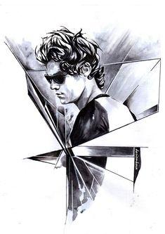 Harry Styles by dariemkova.deviantart.com on @deviantART