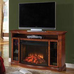 Muskoka® Stewart Media Electric Fireplace