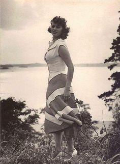 Sophia Loren by Philippe Halsman