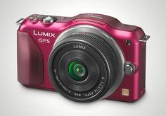 Panasonic Lumix DMC-GF5 ILC Camera