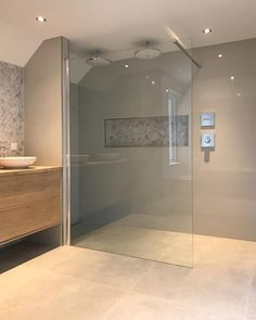 Bathroom decor ideas bath room shower ideas tile pebble floor Breaking Mold's Grip On Your Shower Remodel, House Bathroom, Modern Bathroom Design, Shower Room, Bathroom Renovations, Bathrooms Remodel, Bathroom Decor, Bathroom Renovation, Bathroom Inspiration