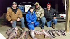 Feb 2015 Cedar Creek Lake with Rodney's Go Fish Guide Service