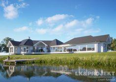 Projekty domów LK Projekt LK&1379 zdjęcie wiodące