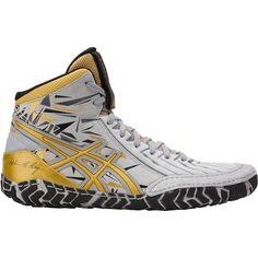on sale 081e8 c285d Asics Aggressor 3 LE AG. Wrestling ShoesAsics MenHeadgear