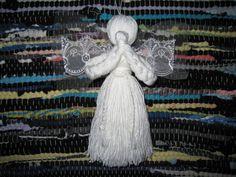 Angel Yarn doll folk doll ethnic doll talisman doll by IMHOshop