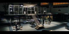 Garage from the movie War (2007)