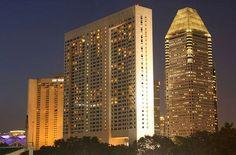 The Ritz Carlton Millenia Singapore  - http://www.reservehotelsingapore.com/the-ritz-carlton-millenia-singapore/