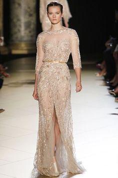 Elie Saab, Haute-Couture-Défilé 2012
