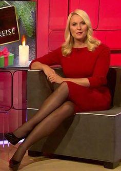 Anja Petzold, Celebs, Lady, Style, Fashion, Beautiful Legs, Heels, Celebrities, Swag