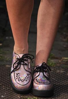 Holographic Creepers £30.00