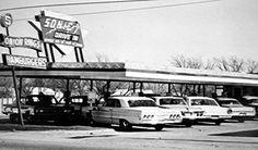 Sonic Drive In-Miami Okla 1967