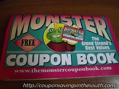 *****Stars Various Coupon Books and flyers. FREE at local stores. Pick them up before going out to save yourself a little money.