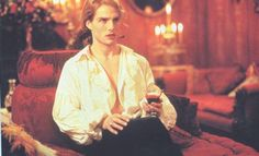 I remembered being worried about him being cast as Lestat....