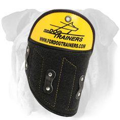 #English #Bulldog #Shoulder #Protector for #Advanced #Training $44.00