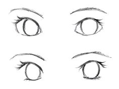 Free How to Draw eyes | JohnnyBro's How To Draw Manga: Drawing Manga Eyes (Part II)