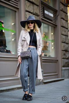 fashion-clue: theurbanspotter: Lisa Dengler www.fashionclue.net | Fashion Tumblr, Street Wear & Outfits