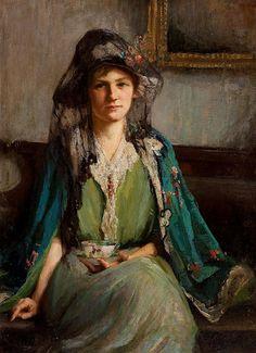Mary Titcomb - Afternoon Tea