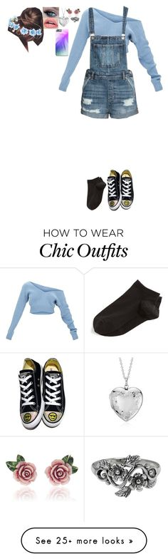 """Untitled #409"" by haleyparis on Polyvore featuring Converse, Wolford, Blue Nile, Dolce&Gabbana and NOVICA"