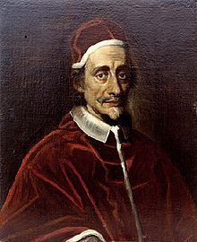 Blessed Innocent XI  Papacy began21 September 1676  Papacy ended12 August 1689  PredecessorClement X  SuccessorAlexander VIII  Orders  Consecration29 January 1651  byFrancesco Maria Macchiavelli  Created Cardinal6 March 1645  Personal details  Birth nameBenedetto Odescalchi  Born16 May 1611  Como, Duchy of Milan  Died12 August 1689 (aged78)  Rome, Papal State  Sainthood  Feast day12 August  Beatified7 October 1956  byPope Pius XII