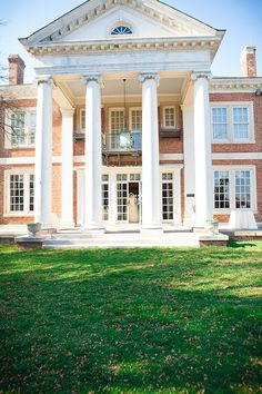 The historic Strathmore Mansion in Maryland | Michelle VanTine Photography | Brides.com