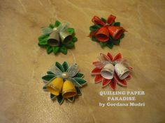 Quilled Paper Paradise